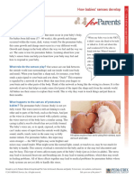 B2_How Babies Senses Develop