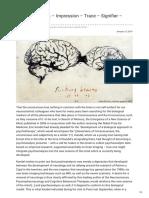 Pipol9.Eu-Fabian Fajnwaks Impression Trace Signifier Letter