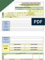 Formato Planeacion 2019
