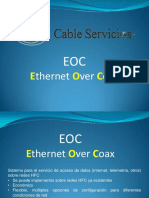 Eoc Internet sobre redes HFC
