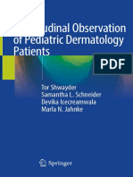 Shwayder, T., Schneider, S. L., Icecreamwala, D., & Jahnke, M. N. (2019). Longitudinal Observation of Pediatric Dermatology Patients.