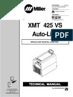 XMT 425 - 350