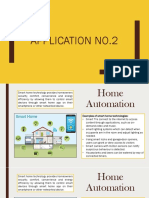 Application PI IOT