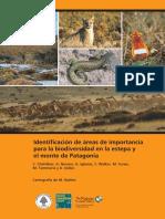 Identificación de Áreas de Importancia Para La Biodiversidad en La Estepa y El Monte de Patagonia Ilovepdf Compressed