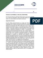 Boletin Tecnico 15 - Extención Vida Motores