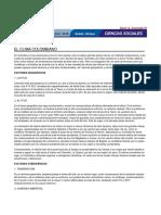 Clima y Hidrografia de Colombia