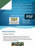 Proyecto de Ley_Tabacalera