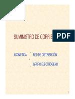 4. Equipamienot de Red, Transporte y Estructuras