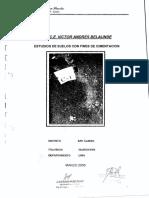 Estudio de Suelos i.e. Victor Andres Belaunde