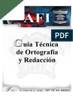 Guía Técnica de Ortografía y Redacción