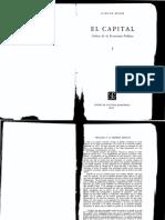 Marx - Prólogo El Capital