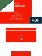 Chapter 7 IGCSE Animal Nutrition