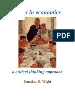 etica en la economia