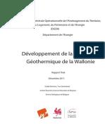 Rapport Final Plateforme Geothermie Rw Dgo4