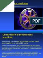 Synchronous Machinesclass