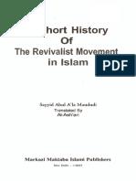 History of Revivalist Movement