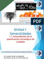 Unidad 1. Generalidades