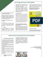 402865950 Evidencia AA1 Ev2 Folleto Sobre El Sistema General de Seguridad Social en Colombia Docx