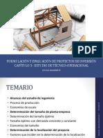 3. Estudio Tecnico - operativo-Tamano y Localizacion.ppt