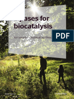 Biocatalysis Brochure Lipases