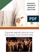 Assessoria Inspirada Na Pessoa de Jesus Cristo 2