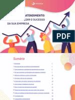 E-book Métricas de Atendimento- Aprenda a Medir o Sucesso Da Sua Empresa