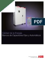 c Bancos Capacitores (ABB)