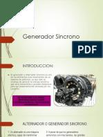 Generador sincrono ppt