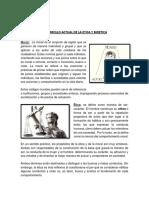 Etica y Bioetica(1)
