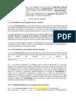 Contrato de Arrendamiento Jiutepec