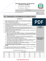 Farmaceutico an Ilises Clinicas Processado