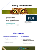 Aviturismo y Biodiversidad Uribe