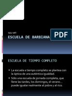 Escuela de Barviana