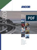 2020 Ancor Catalog