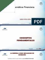 Diapositivas Matemáticas Financieras ITM