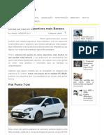 Dicas de Carros Esportivos Mais Baratos _ Portal Auto