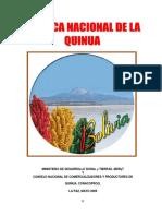 4 Politica Nacional de la Quinua.pdf