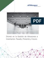Drones en La Cadena de Suministros.