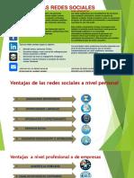Las Redes Sociales - Diapositivas