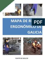 Mapa de Riesgo Ergonomico de Galicia ES