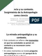 Antropologia y Contexto. Del Colonialismo a La Globalización (1)