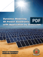 Dynamic Modeling of Power Electronic