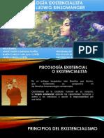 psicología existencialista