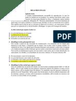 Ideas Principales y Secundarias.