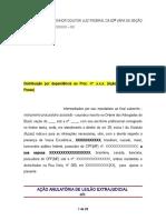 Sfh - Anulatória Leilão Extrajudicial - Adjudicação - Tutela Antecipada
