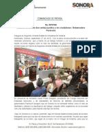 27-09-19 Notarios en Sonora dan certeza jurídica a los ciudadanos