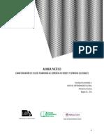 Caracterización de Flujos y Barreras Al Comercio de Bienes y Servicios Culturales