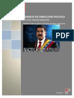 CONSEJO POLITICO PETROLERO