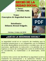 Conceptos de Seg Social Expo
