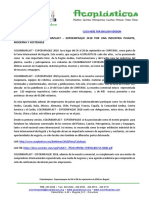 Informe Final - Acoplasticos